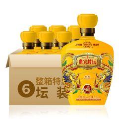 山西汾酒53度杏花村清香型贵宾封坛珍品475ml*6坛装