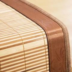竹席凉席1.8m床1.5米家用夏季双面折叠竹凉席单人双人学生席