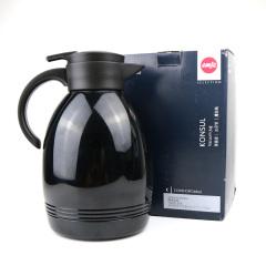 emsa爱慕莎领事保温壶 大容量1.8L家用保温壶不锈钢内胆开水瓶