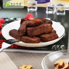 食安易源香排肉干168g
