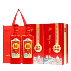 52度泸州·老窖金牌精品整箱 500ml*6瓶