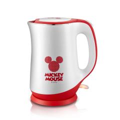 迪士尼(Disney)电水壶GS1723  红色 精准控温
