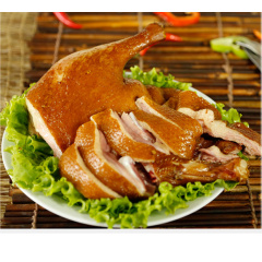 北京全聚德樟茶鸭 正宗老字号美食 熟食肉类500g