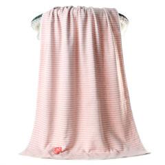 啄木鸟家用毛巾 粉色