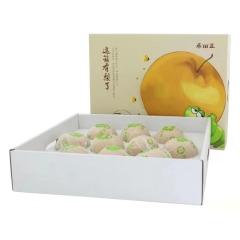 【新鲜水果】山东元真梨8斤礼盒装 单果约480g