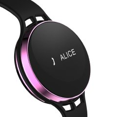 纽曼 智能手环男女运动手环手表计步睡眠监测来电提醒防水健康手环 小米苹果华为手机通用D3