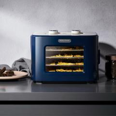 英国摩飞干果机MR6255小型水果蔬烘干机家用宠物零食品肉干风干机