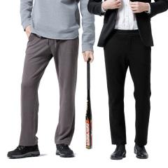 澳大利亚OE气质高弹暖绒男裤组