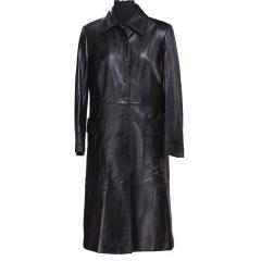 佰朗帝时尚女士绵羊皮风衣  货号124337
