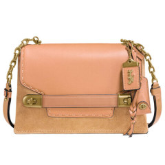 COACH 25833 Swagger Chain Crossbody...
