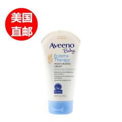 【美国直邮】【6支装】美版 Aveeno艾维诺 婴儿天然燕麦保湿霜乳霜 141g