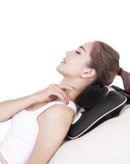 怡禾康 按摩枕头器靠垫腰部肩颈部颈椎电动按摩器按摩垫 YH-888