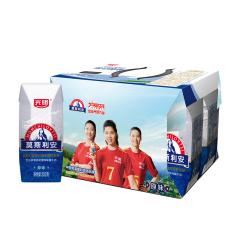 光明莫斯利安酸奶200g*6盒 常温风味酸奶 原味酸牛奶简装盒装