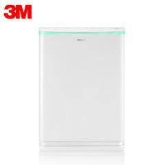 3M 家用全效超滤净空气净化器四重防护 白