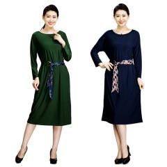 CELLE西琳巴黎轻奢优雅连衣裙  货号121024
