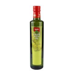 西班牙原装进口欧蕾一级葡萄籽油750ml