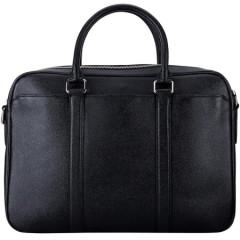 COACH/蔻驰 男士时尚真皮公文包手提包 黑色
