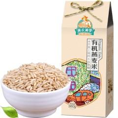 美农美季 东北五谷杂粮 有机燕麦米380g