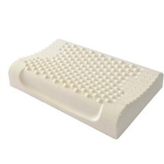 黛慕丝 泰国乳胶枕头枕芯装男女单双成人护颈枕(送内套+外套+礼品袋)