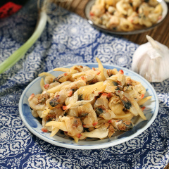 采小海 蛤蜊干黄蚬子干花甲肉干货无沙开袋即食野生蚬子花蛤干噶啦肉