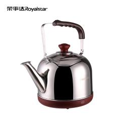 荣事达/Royalstar 大容量 大功率 不锈钢 防干烧电热水壶JY5011(CT)