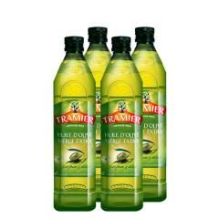 西班牙原瓶原装进口特迷尔特级初榨橄榄油500ml *4食用油组合装