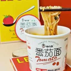 嗨吃家香浓番茄面119g*6桶/箱