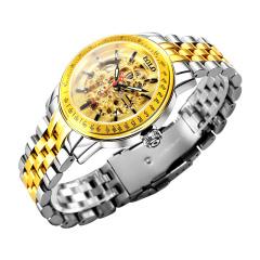 POLO MARK航海家镂雕珠宝腕表