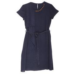 DS重磅丝质连衣裙
