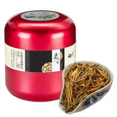 瓯叶红茶 云南滇红 滇红茶叶 滇红金芽 滇红茶 70g/罐