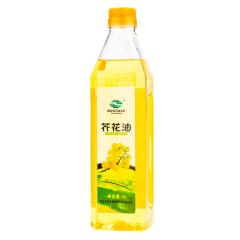 【中国农垦】呼伦贝尔品生态 物理压榨非转基因食用油芥花油1L