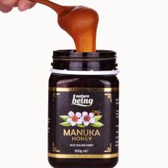 新西兰进口 Nature Being 内确麦卢卡蜂蜜 UMF5+ 500g