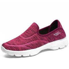女鞋老北京布鞋软底健步老人休闲运动鞋女防滑软底妈妈鞋