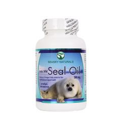 全球购 加拿大原装进口SN海豹油超值组