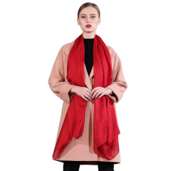 DS莱茵时尚羊毛大衣